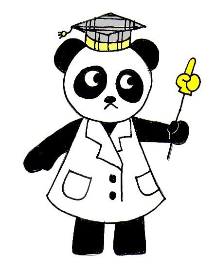 パンダ博士